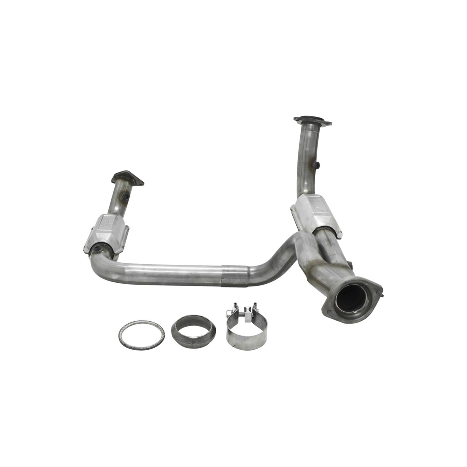 Flowmaster 2010023 49 State Direct Fit Catalytic Converter