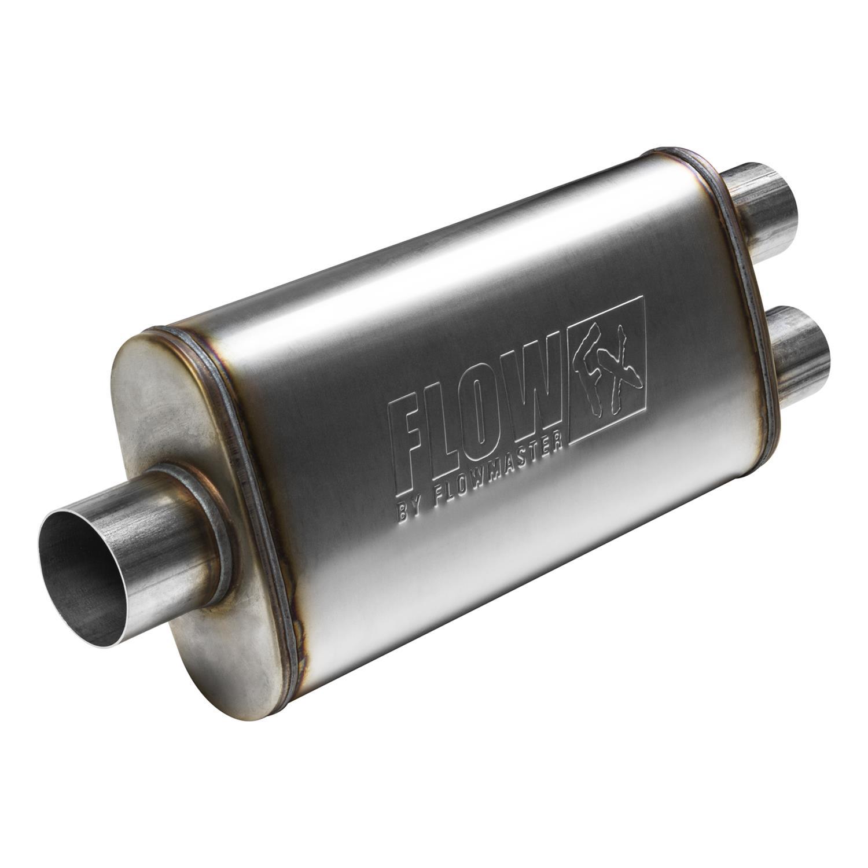 Exhaust Muffler-FlowFX Muffler Flowmaster 72198