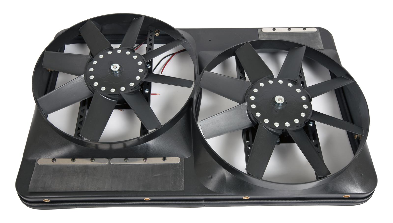 Flex A Lite Direct Fit Electric Fans 298 Free Shipping On Orders Re Advice Wiring Over 99 At Summit Racing