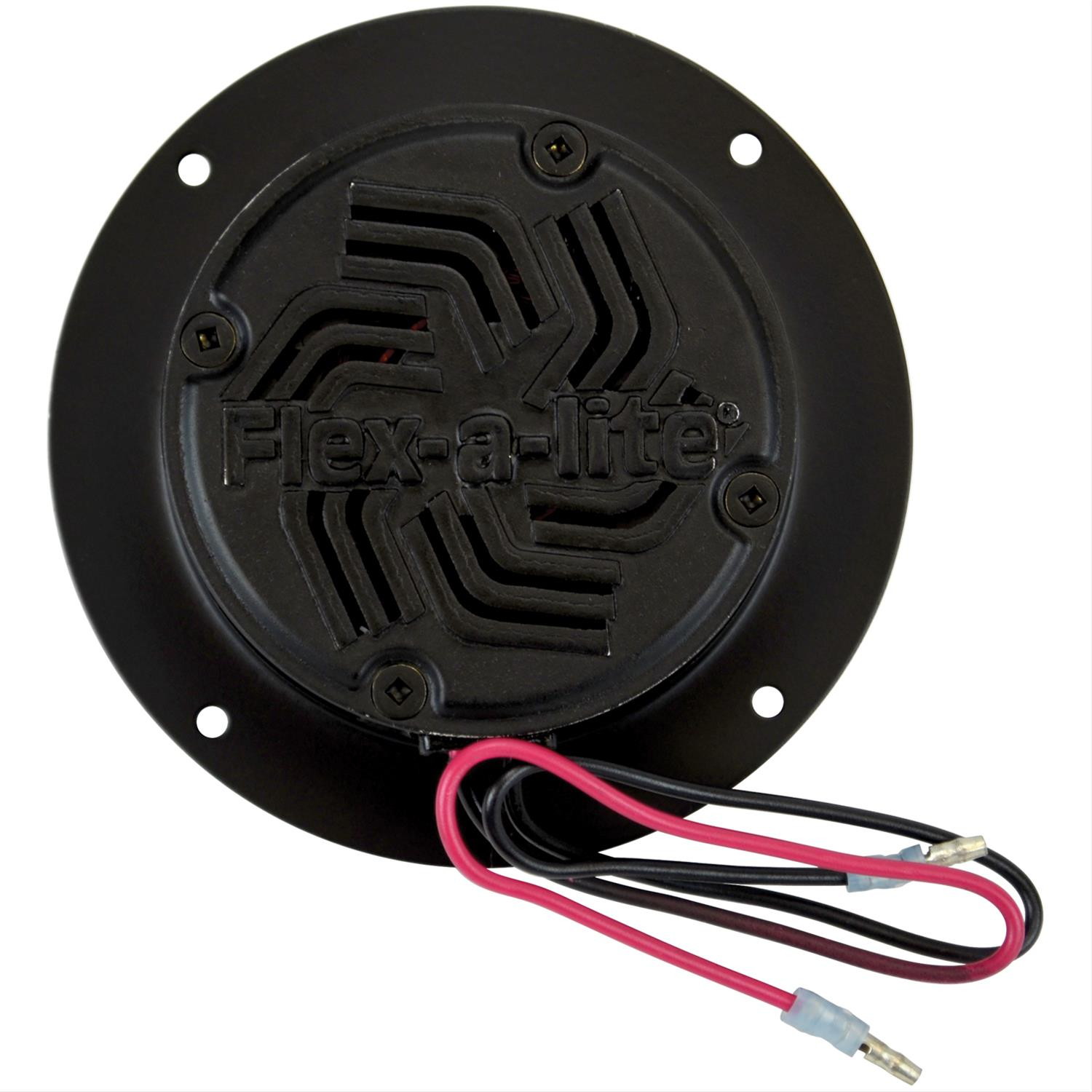 Flex A Lite Replacement Electric Fan Motors 30186 Free Shipping On Flexalite Wiring Diagram Orders Over 99 At Summit Racing