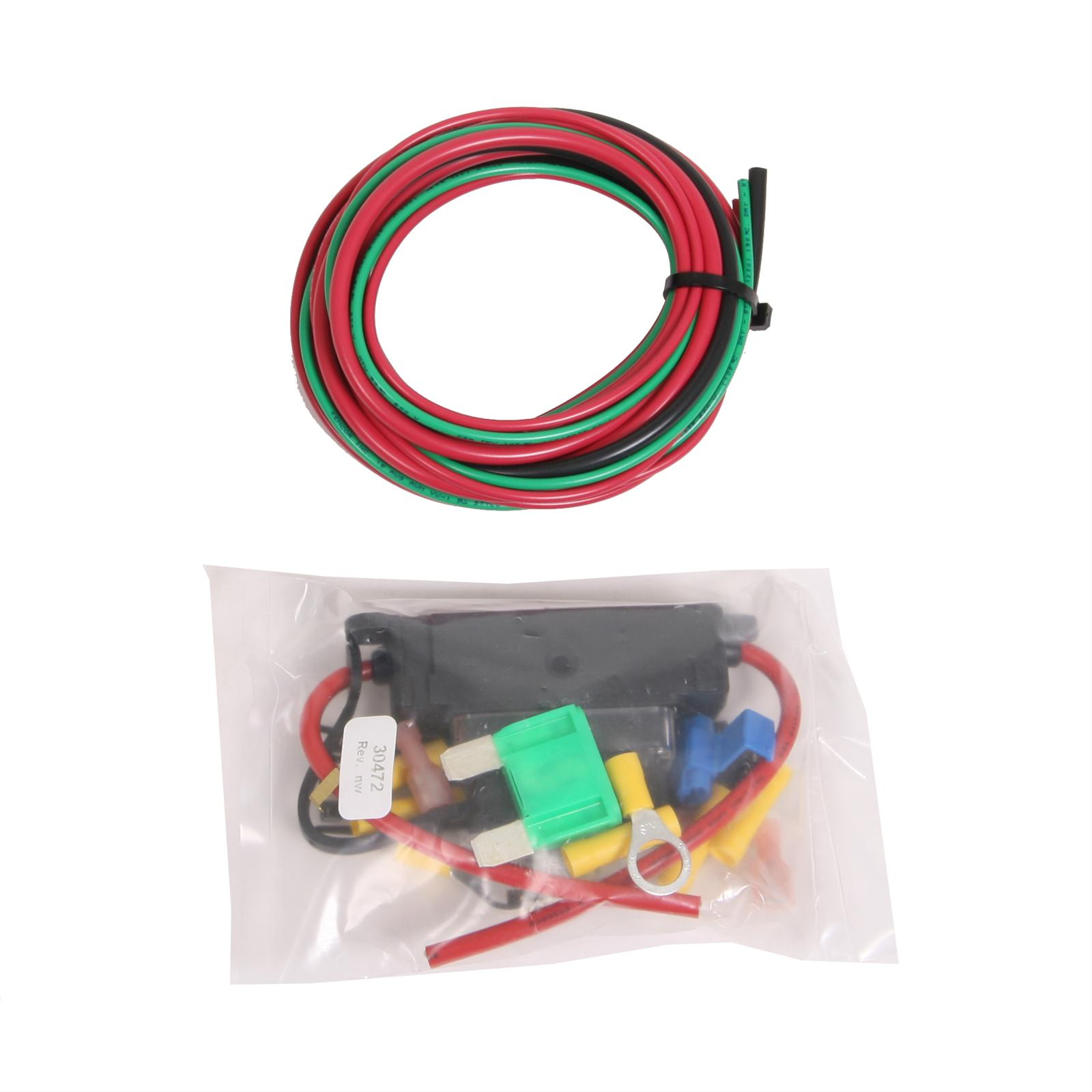 Flex Lite Fan Wiring Largest Diagram Database Flexalite A Replacement Electric Kits 31281 Free Shipping On Orders Over 99 At Install Controller