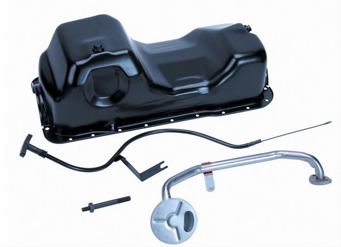Ford Performance Parts Engine Swap Oil Pan Kits M-6675-A50