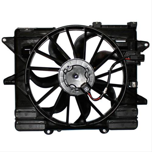 ford racing performance cooling fan m 8c607 msvt ebay. Black Bedroom Furniture Sets. Home Design Ideas