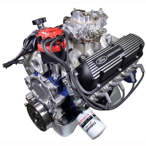 Ford Racing Parts >> Ford Performance Parts X2347 Street Cruiser Dressed Long Block Crate Engines M 6007 X2347df