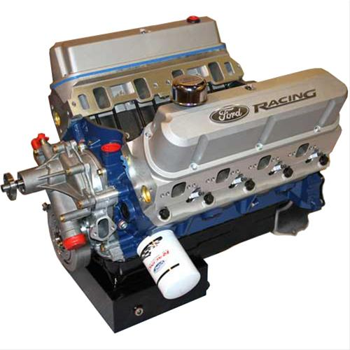 Ford Performance Parts 460 C I D  575 HP Small Block Ford Long Block Crate  Engines M-6007-Z460FFT