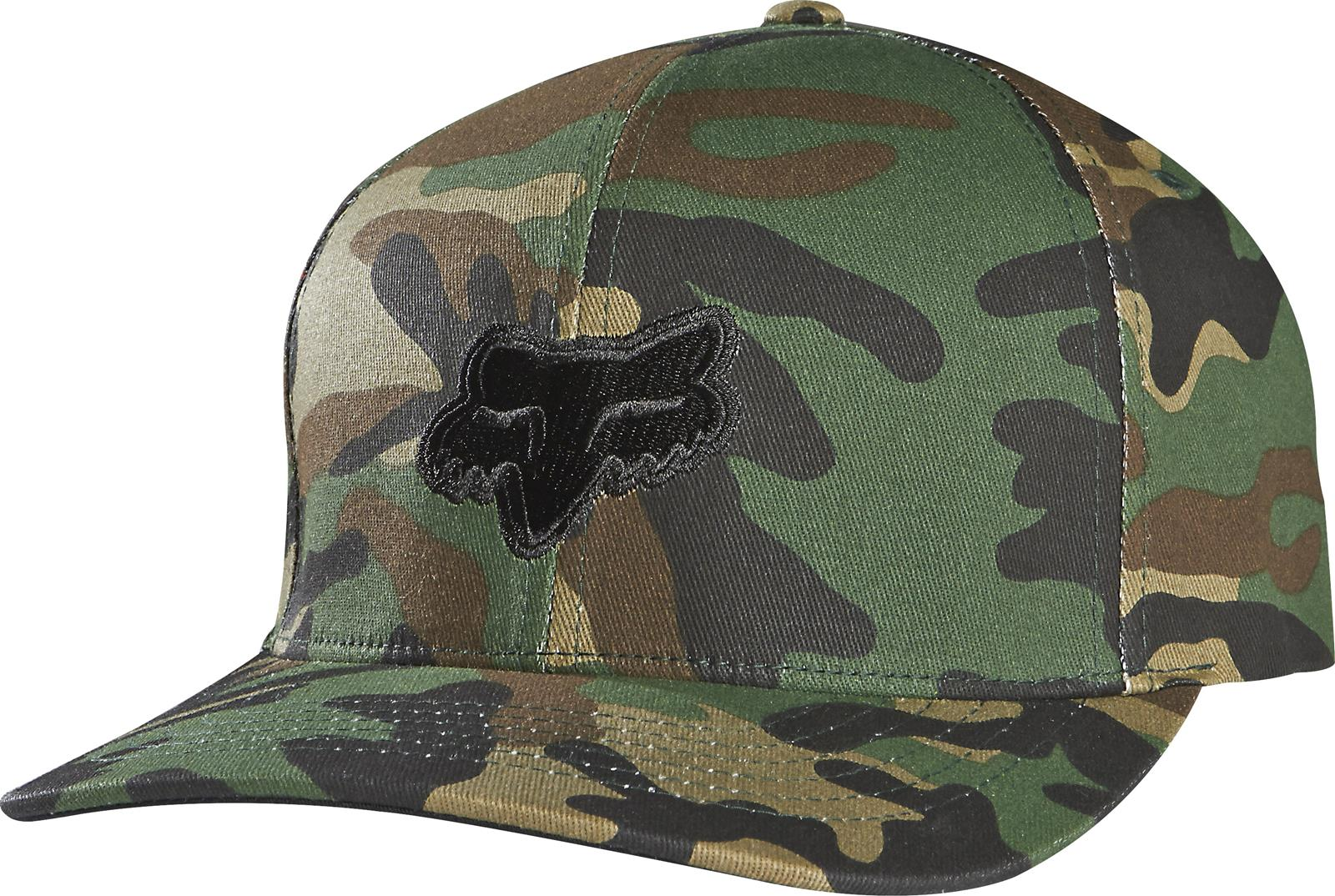 523f731cfc3 Fox Racing Legacy Flexfit Hats 58225-027-S M - Free Shipping on Orders Over   99 at Summit Racing