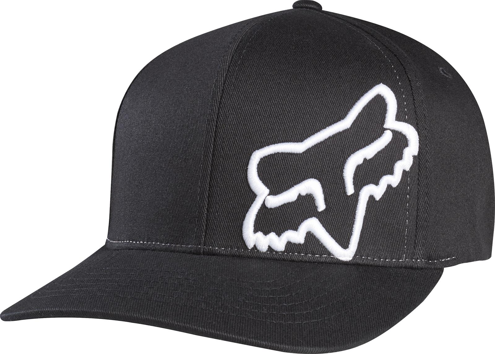 e458d92120f Fox Racing Flex 45 Flexfit Hats 58379-018-S M - Free Shipping on Orders  Over  99 at Summit Racing