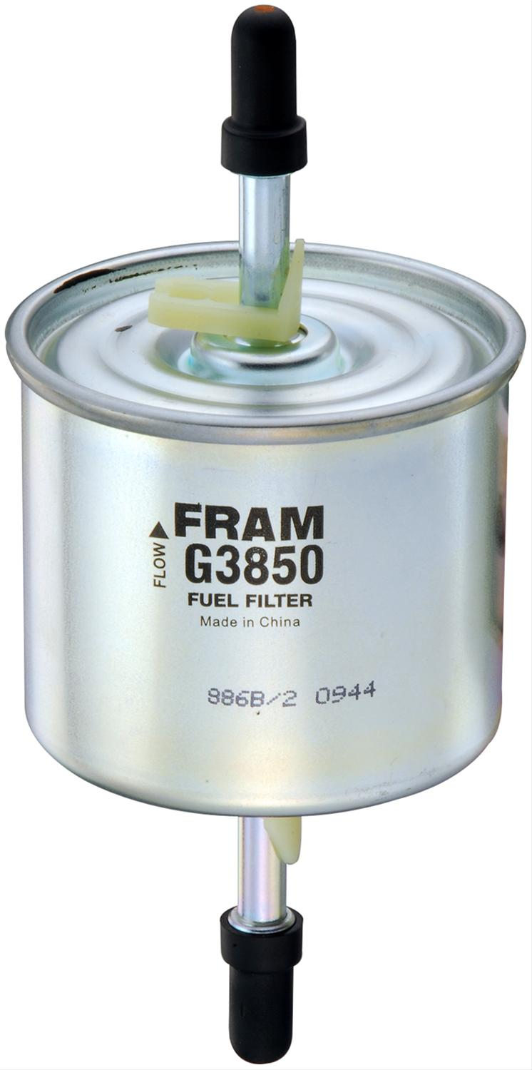 Fram Fuel Filter 5 16 in Slip on Inlet 5 16 in Slip on