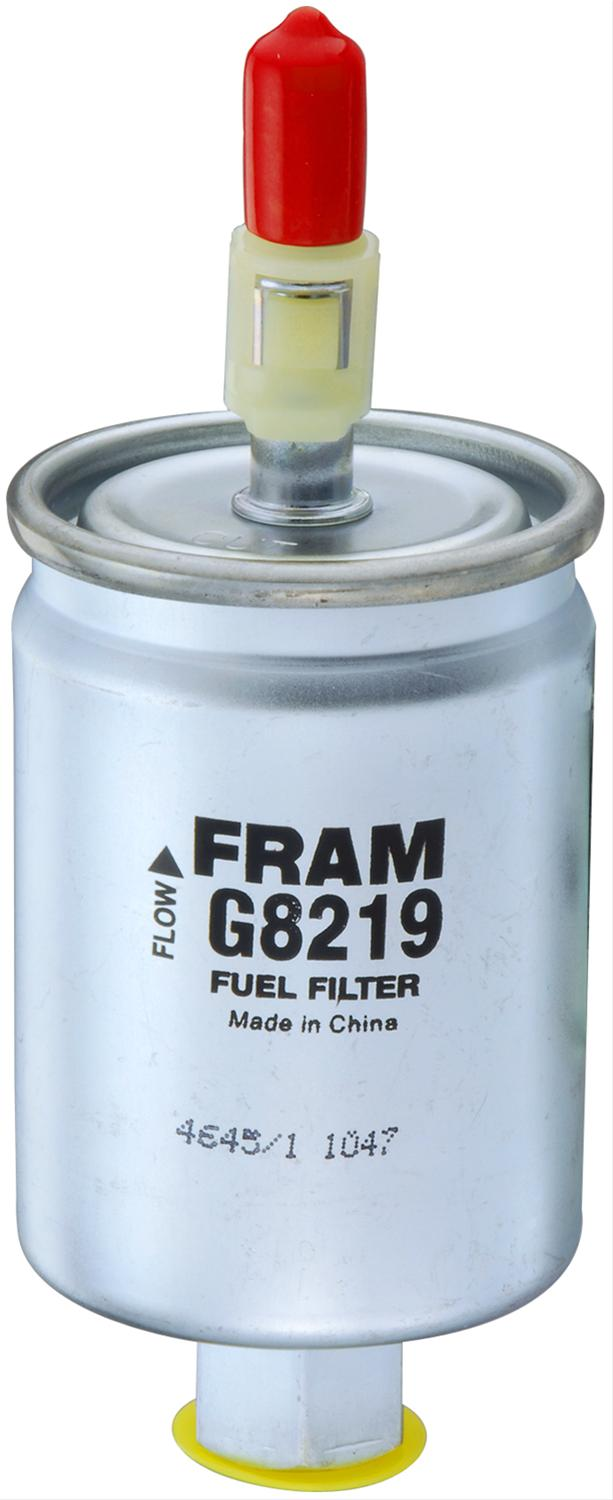 Fram Fuel Filters G8219 - Free Shipping on Orders Over $99 at Summit