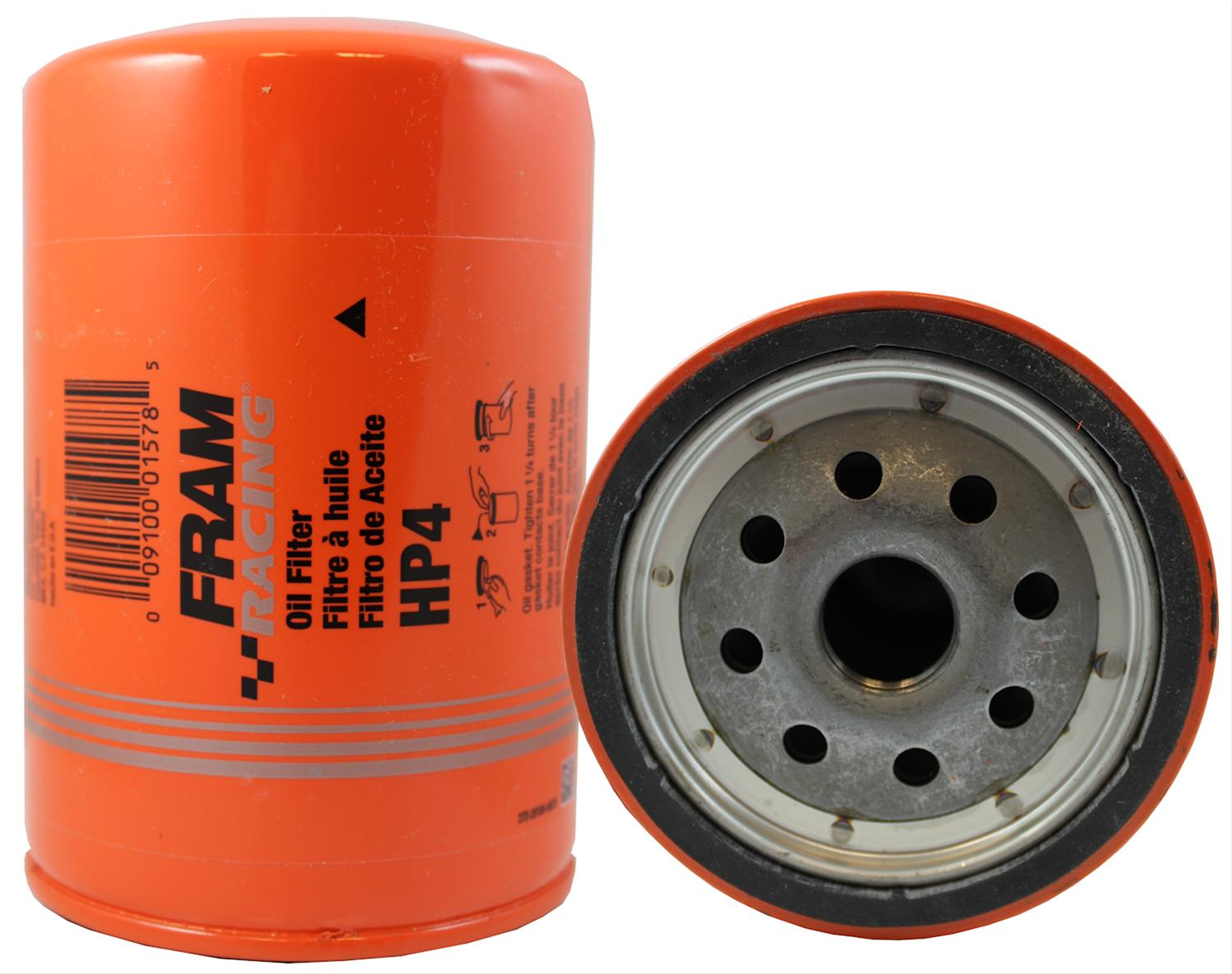 [SCHEMATICS_4FD]  Fram HP Series Oil Filters HP4 | Fram Fuel Filter Specs |  | Summit Racing