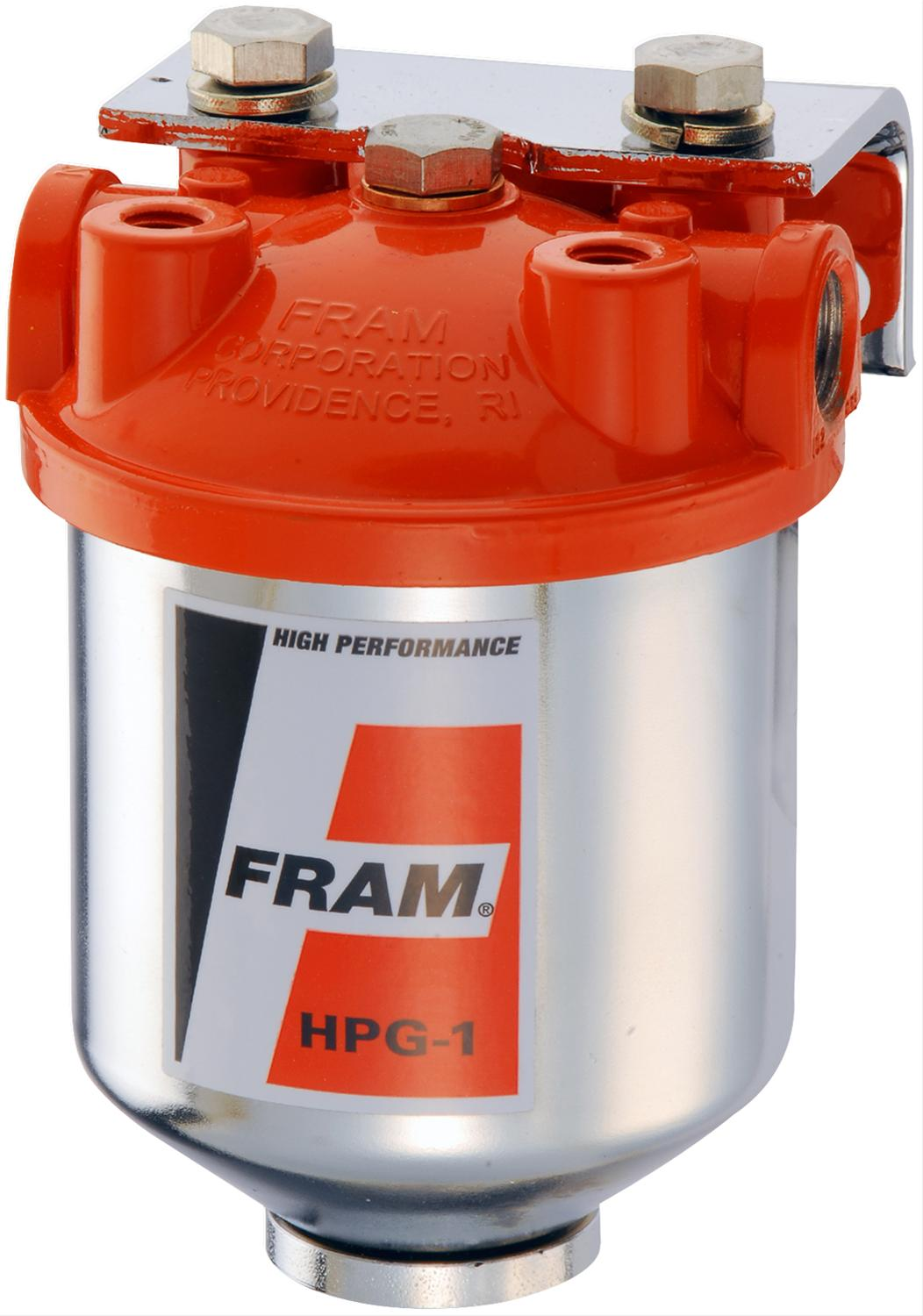 Fram Fuel Filters HPG1 - Free Shipping on Orders Over $49 at Summit Racing