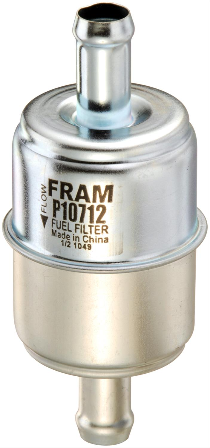 fram fuel filters p10712 - free shipping on orders over ... fram hpgc1 fuel filter racing #12
