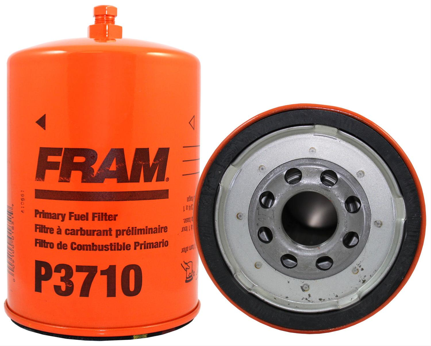 oil filter fram top fuel racing fram hpg1 fuel filter