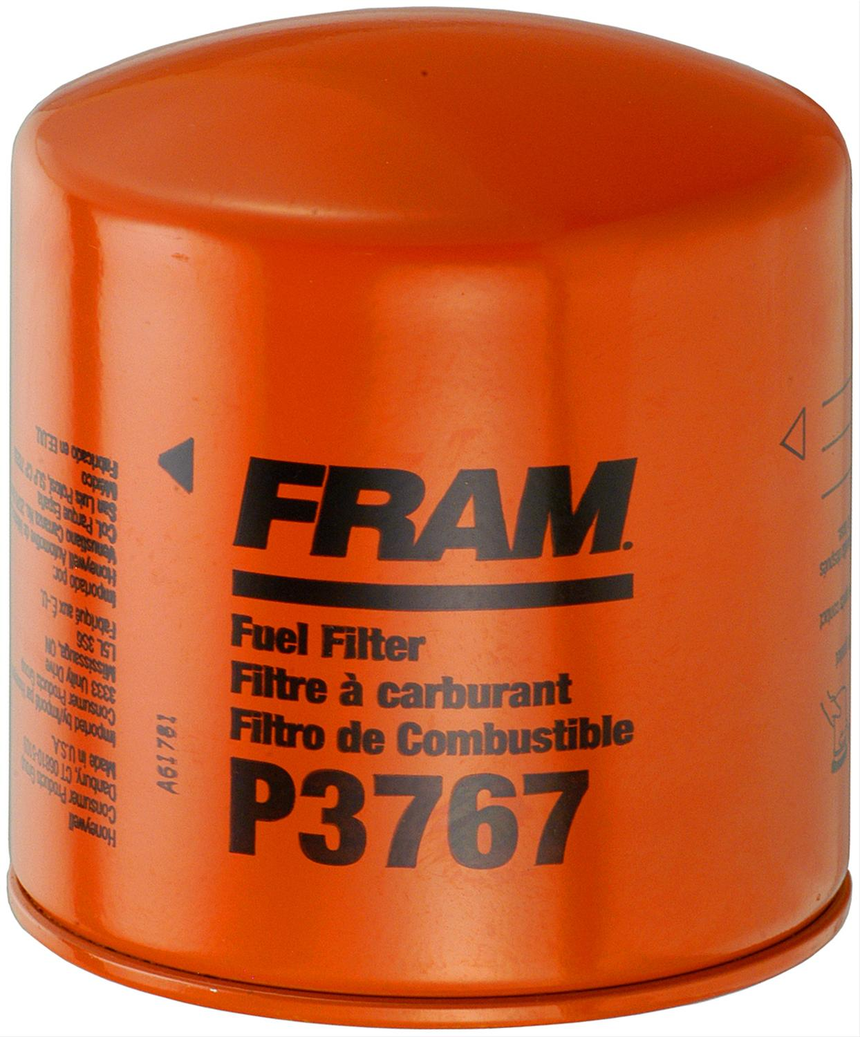 Fram Fuel Filters P3767 - Free Shipping on Orders Over $99 at Summit Racing