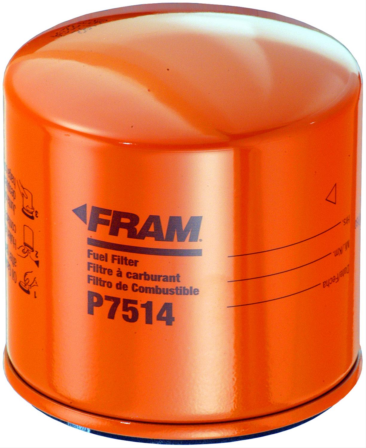 [SCHEMATICS_44OR]  Fram Fuel Filters P7514 | Fram Fuel Filter Catalog |  | Summit Racing