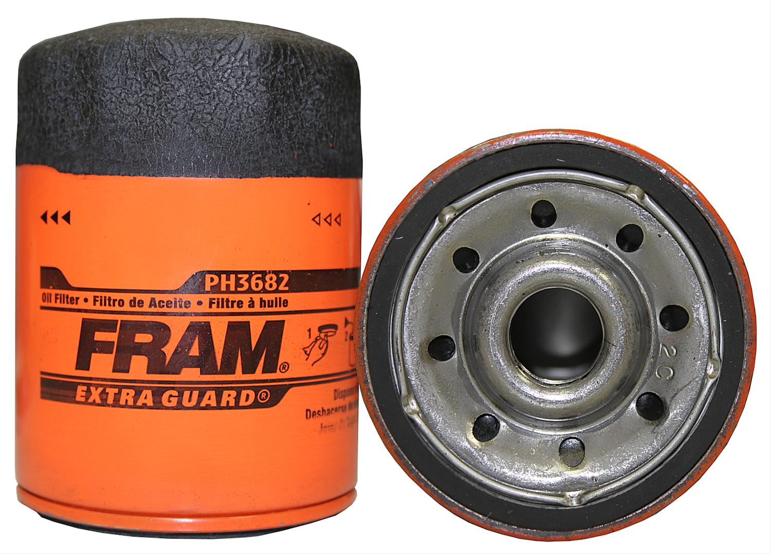 Fram Extra Guard Oil Filter Ph3682