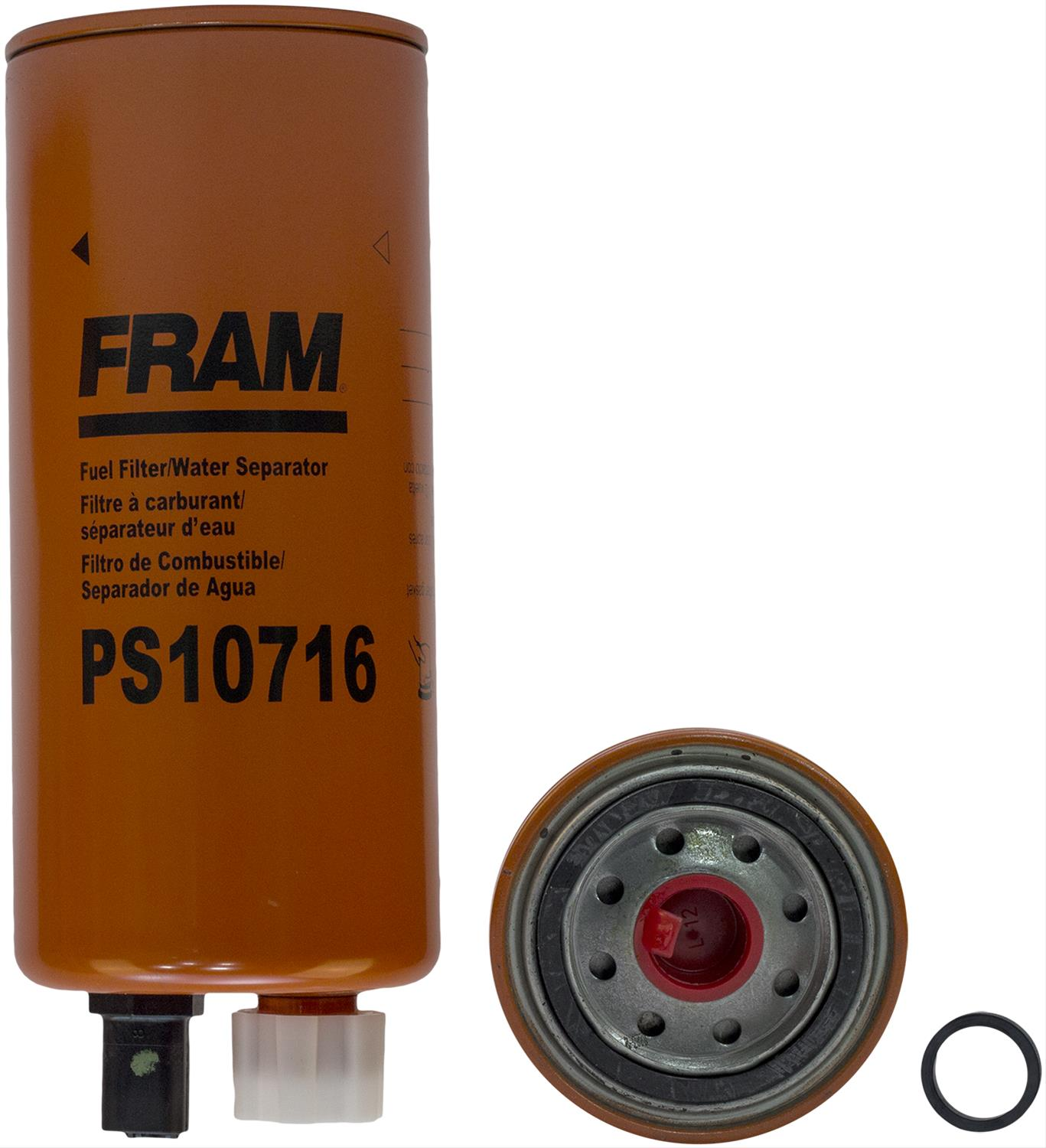 Fram Fuel Filter Hpg1 Racing Filters Road Ps10716 Free Shipping On Orders