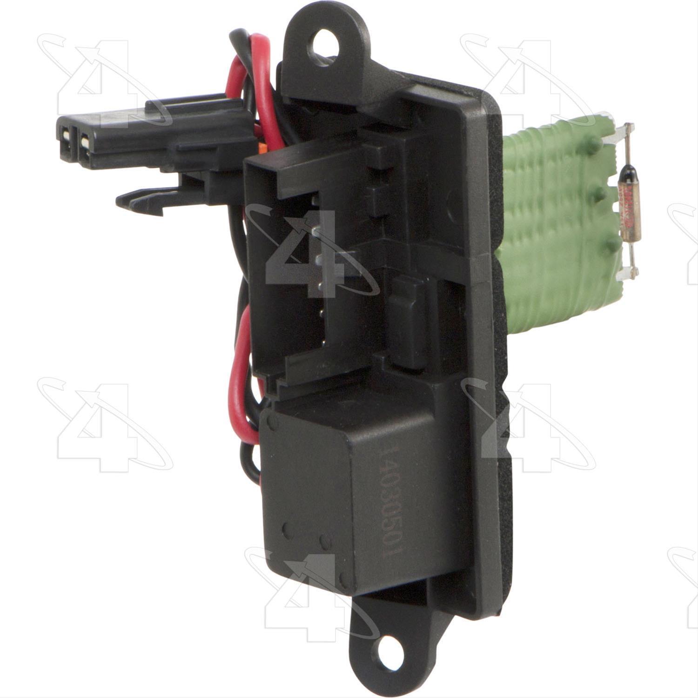HVAC Blower Motor Resistor Four Seasons 20339
