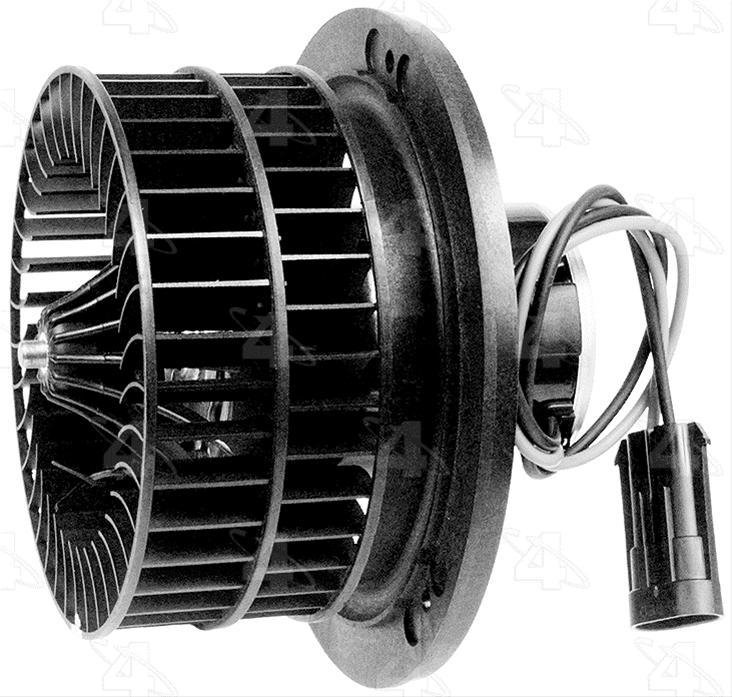Automotive Blower Motors HVAC Blower Motor 4 Seasons 76944