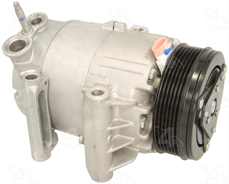 Four Seasons 68296 New AC Compressor