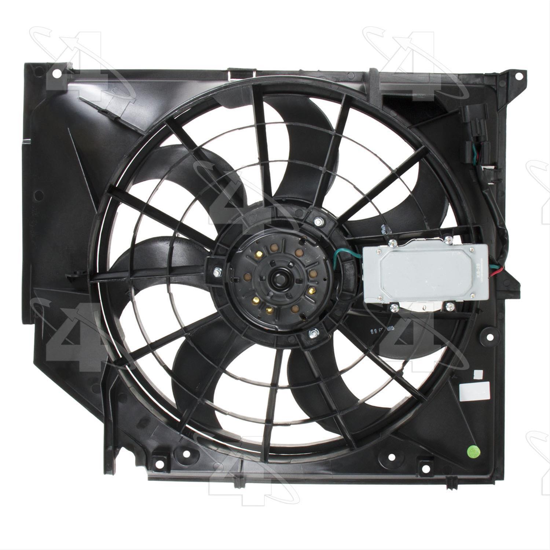 Spectra Premium CF19002 Radiator Fan Assembly