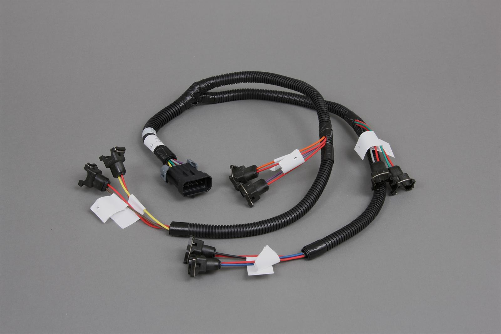 fast wiring harness fuel injector fast xfi chevy 18436572 firing fast fuel injector wiring harness 301200
