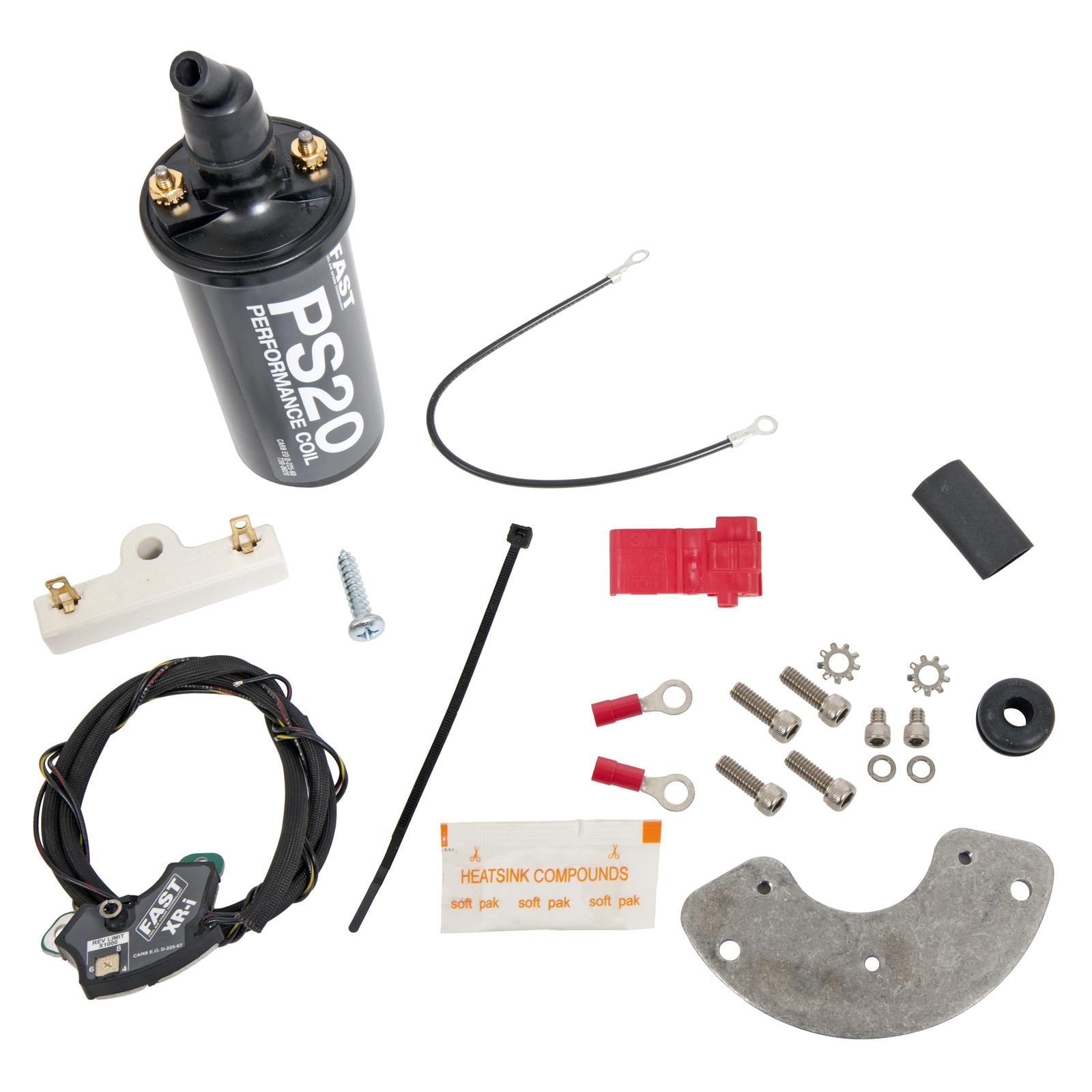 FAST XR-i Points-To-Electronic Ignition Conversion Kits 750-1715