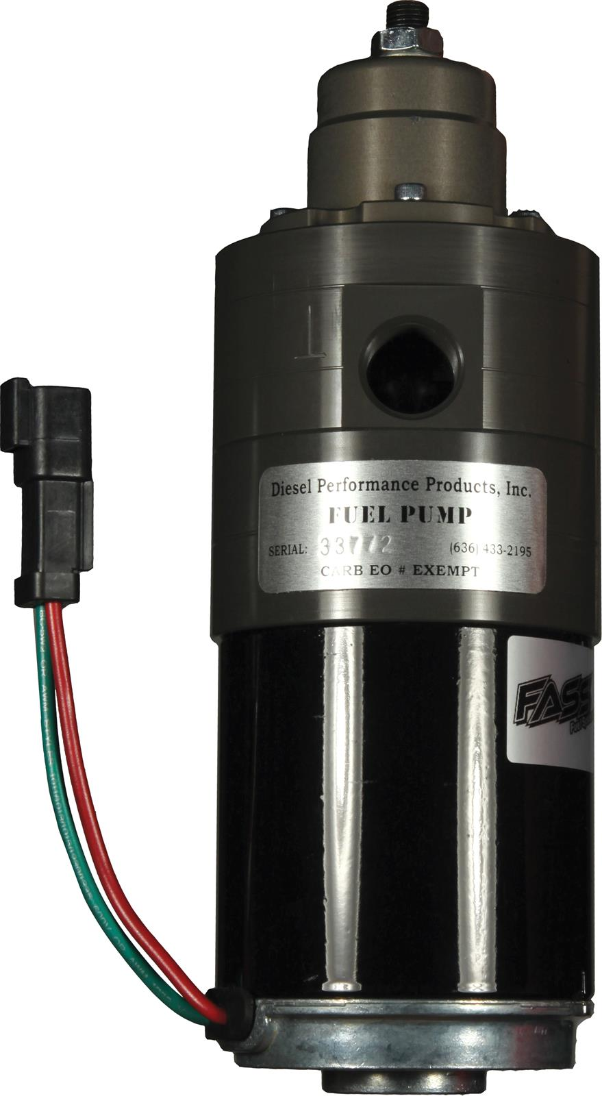 FASS Fuel Systems Adjustable Diesel Fuel Lift Pumps FA C09 260G