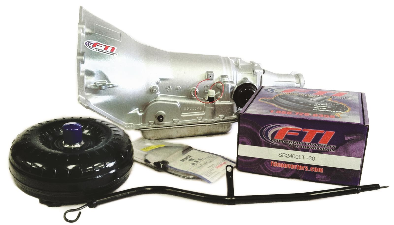 FTI Performance 700R4 Level 2 Transmission Packages 2KE
