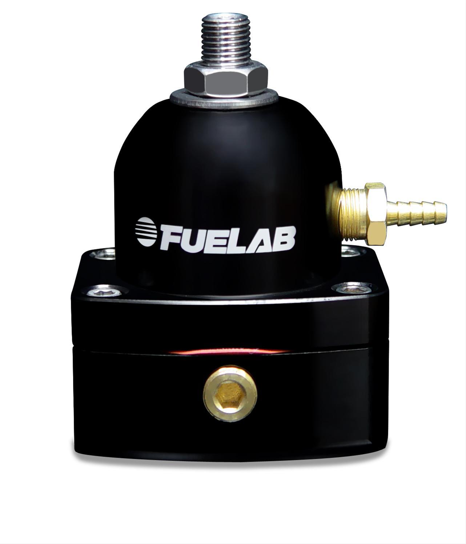 FUELAB 535 Series Mini Fuel Pressure Regulators 53501-1