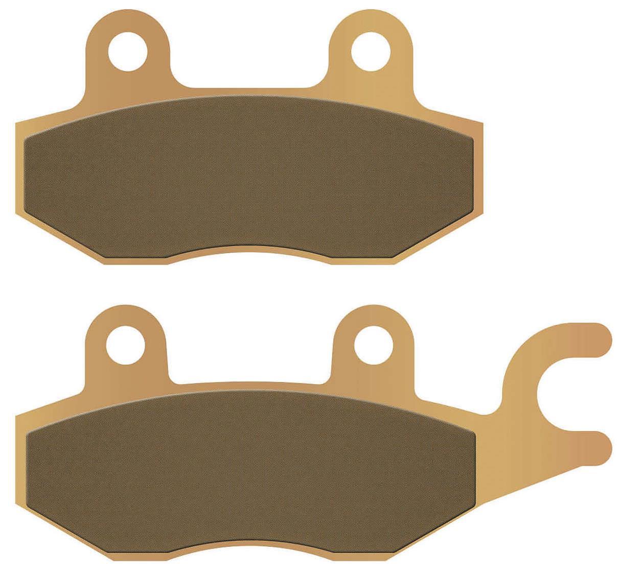 Galfer FD145G1380 HH Sintered Advanced Ceramic Brake Pad