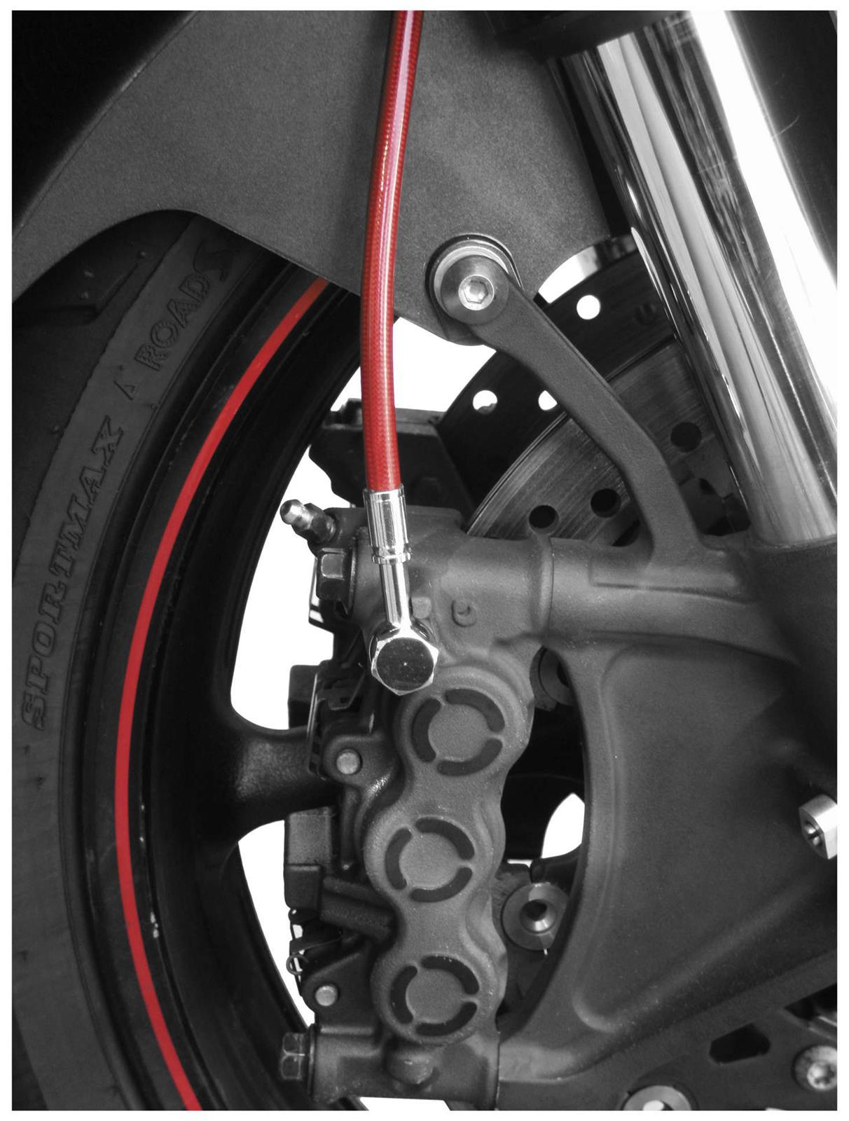 FK003D652CL Cruiser Brake and Clutch Line Kit Galfer Brakes
