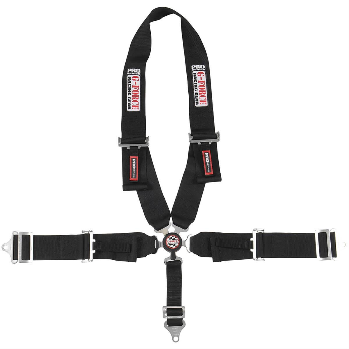 G-FORCE Camlock Harnesses 7543BK - Free Shipping on Orders Over $99