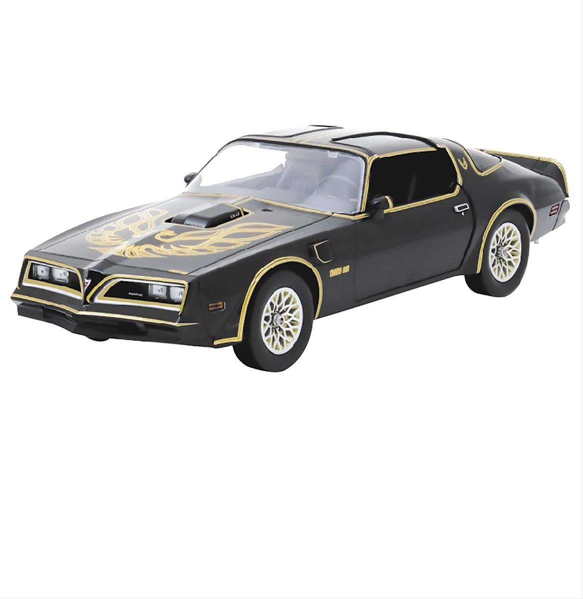 118 Scale Smokey And The Bandit 1977 Pontiac Trans Am Diecast Model 1950 19025 Free Shipping On Orders Over 99 At Summit Racing