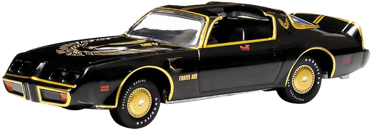 1977 Pontiac Trans Am Smokey and the Bandit 1:64 GreenLight 44710