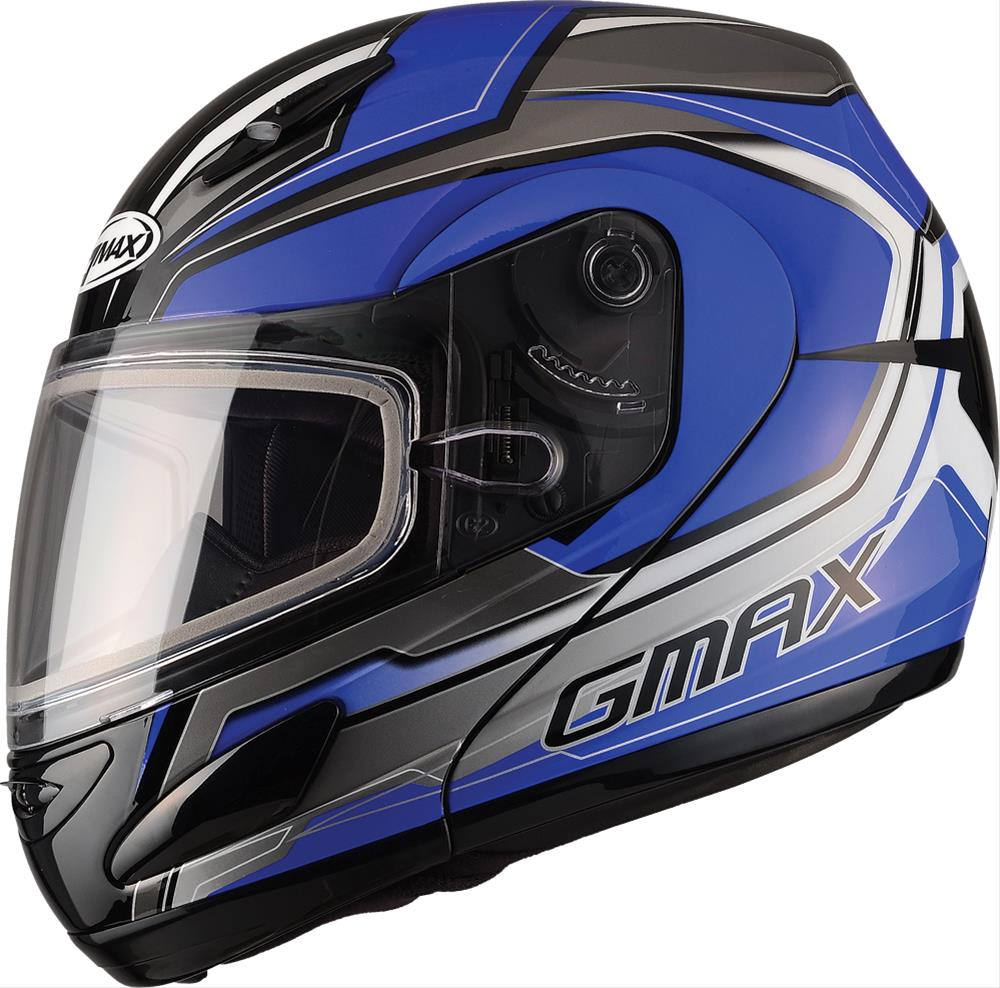 Summit Racing Helmets >> GMAX GM44S Snow Helmets G6444218 - Free Shipping on Orders Over $99 at Summit Racing