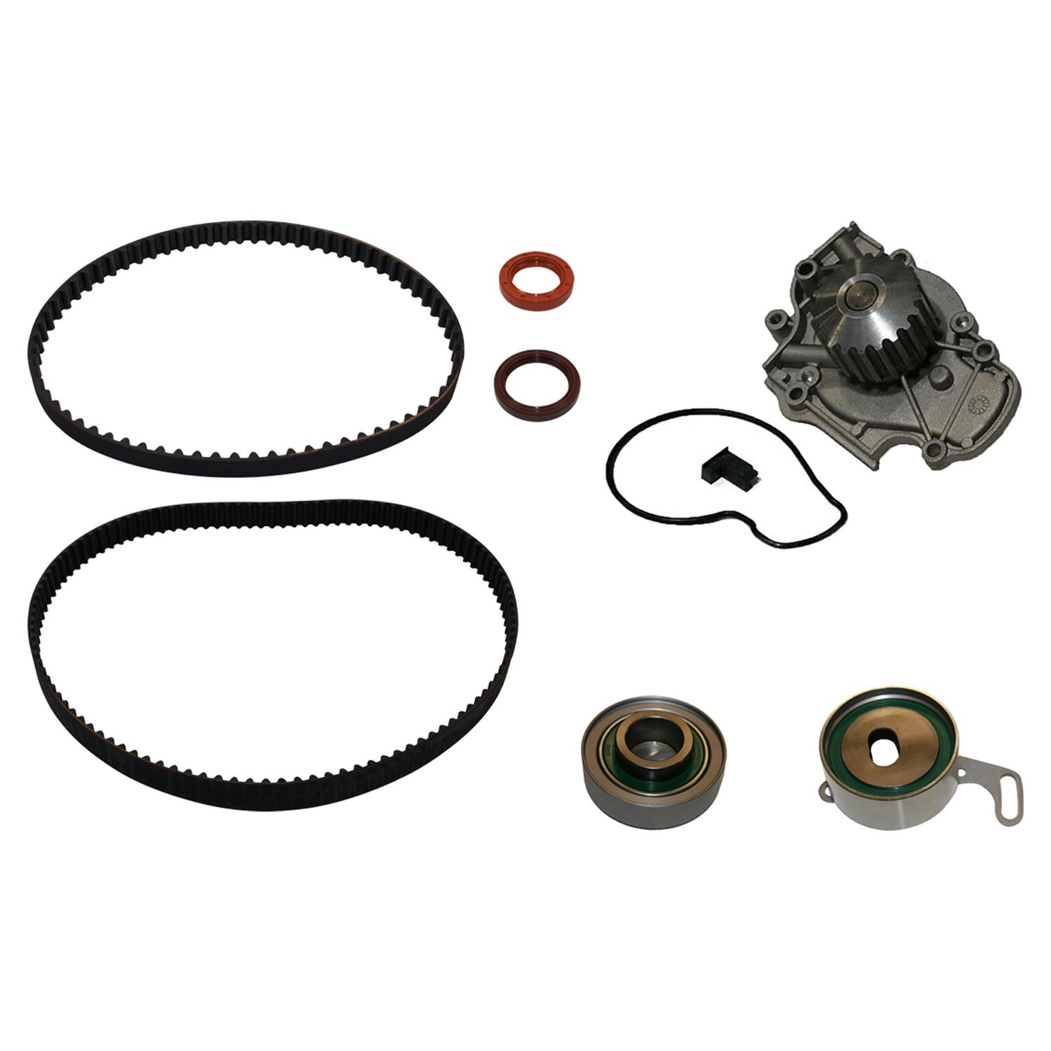 gmb timing belt and water pump kits 3435-0244