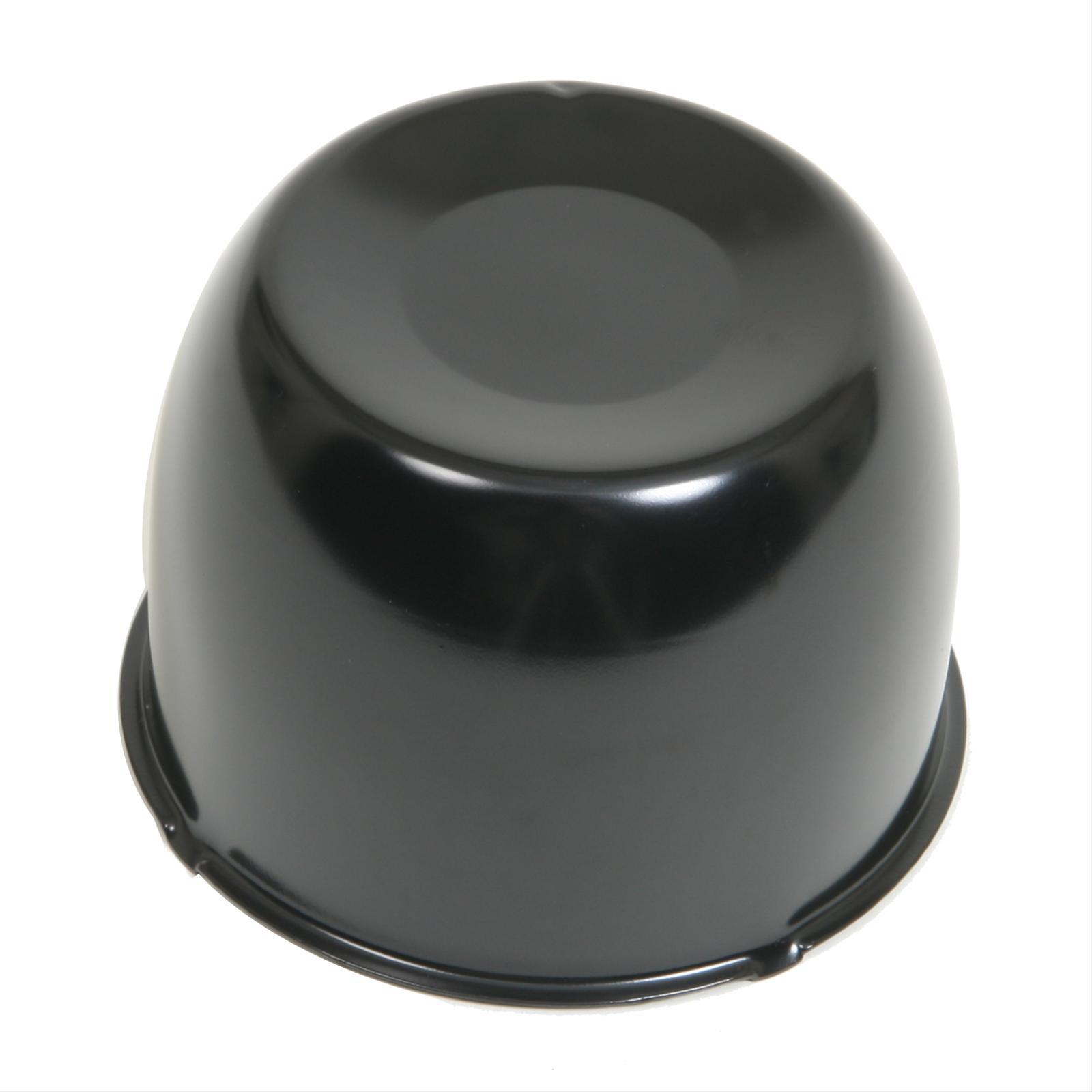 gorilla automotive hc202stbc center cap closed end dia 3 tall black 12619610006 ebay. Black Bedroom Furniture Sets. Home Design Ideas