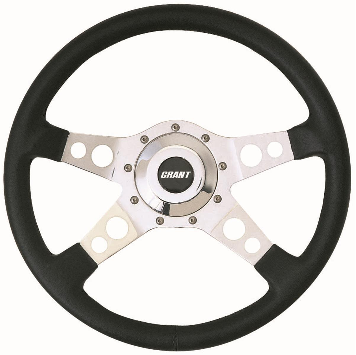 Grant Le Mans Steering Wheels 1074 Free Shipping On Orders Over 99 At Summit Racing