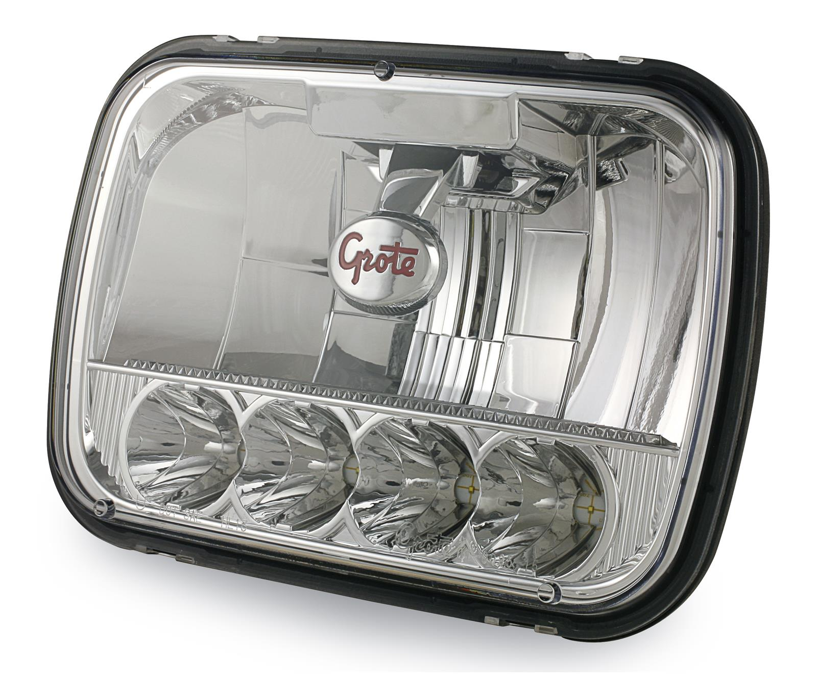 Led Headlights Sealed Beam Tractor : Grote industries sealed beam replacement led headlamp