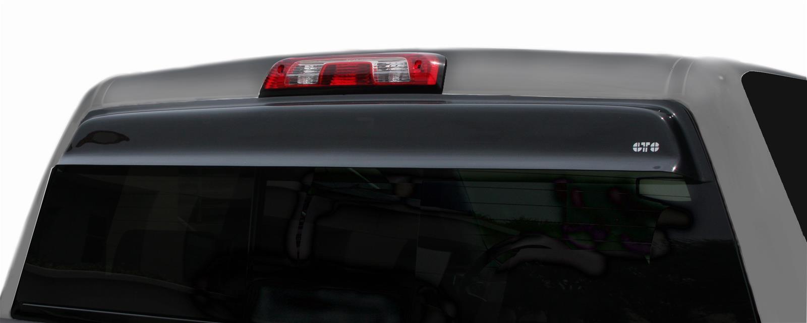 Wade 72-38106 Smoke Tint Rear Window Cab Guard
