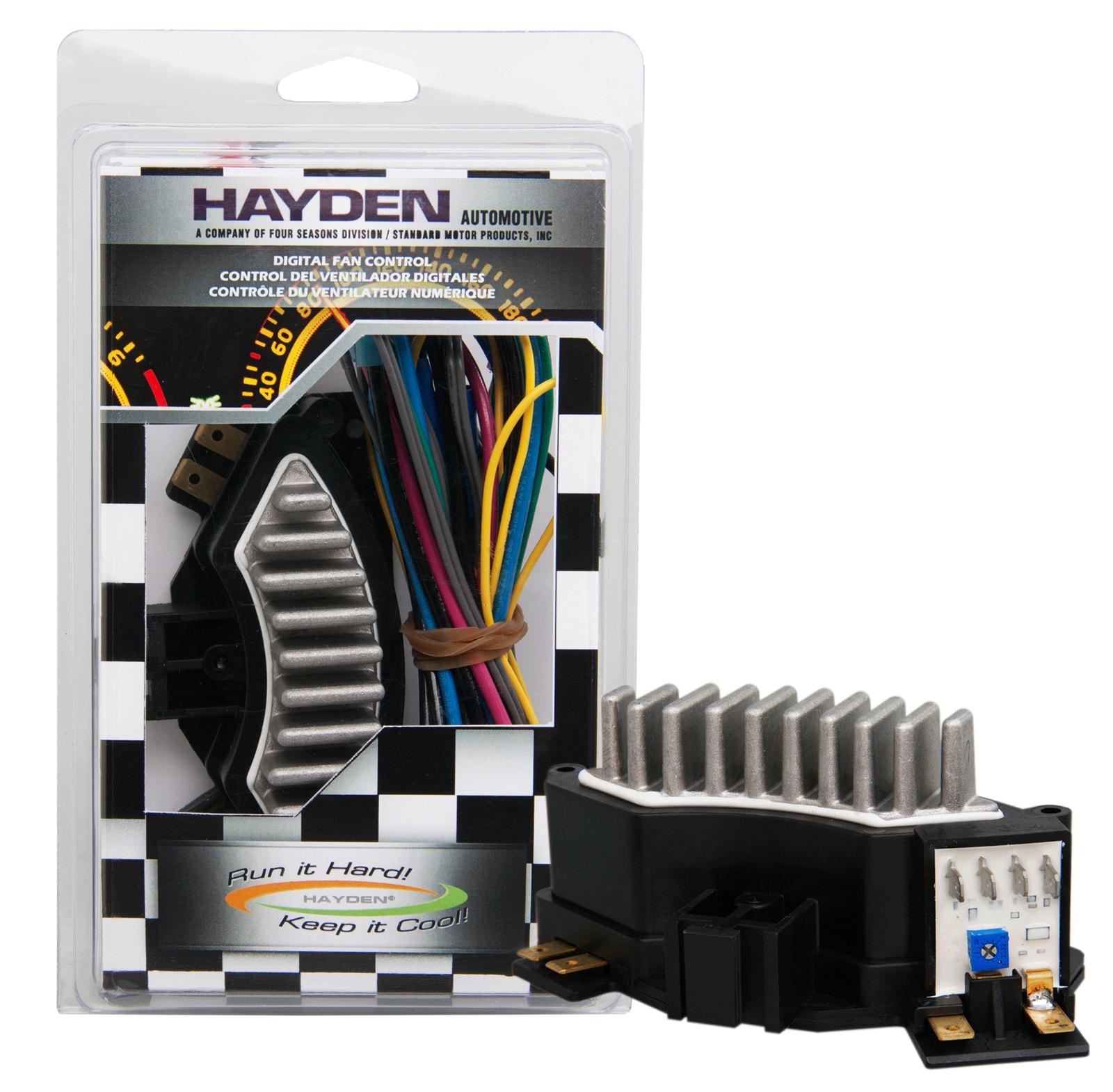 Hayden Digital Fan Controllers 3655 - Free Shipping on Orders Over on
