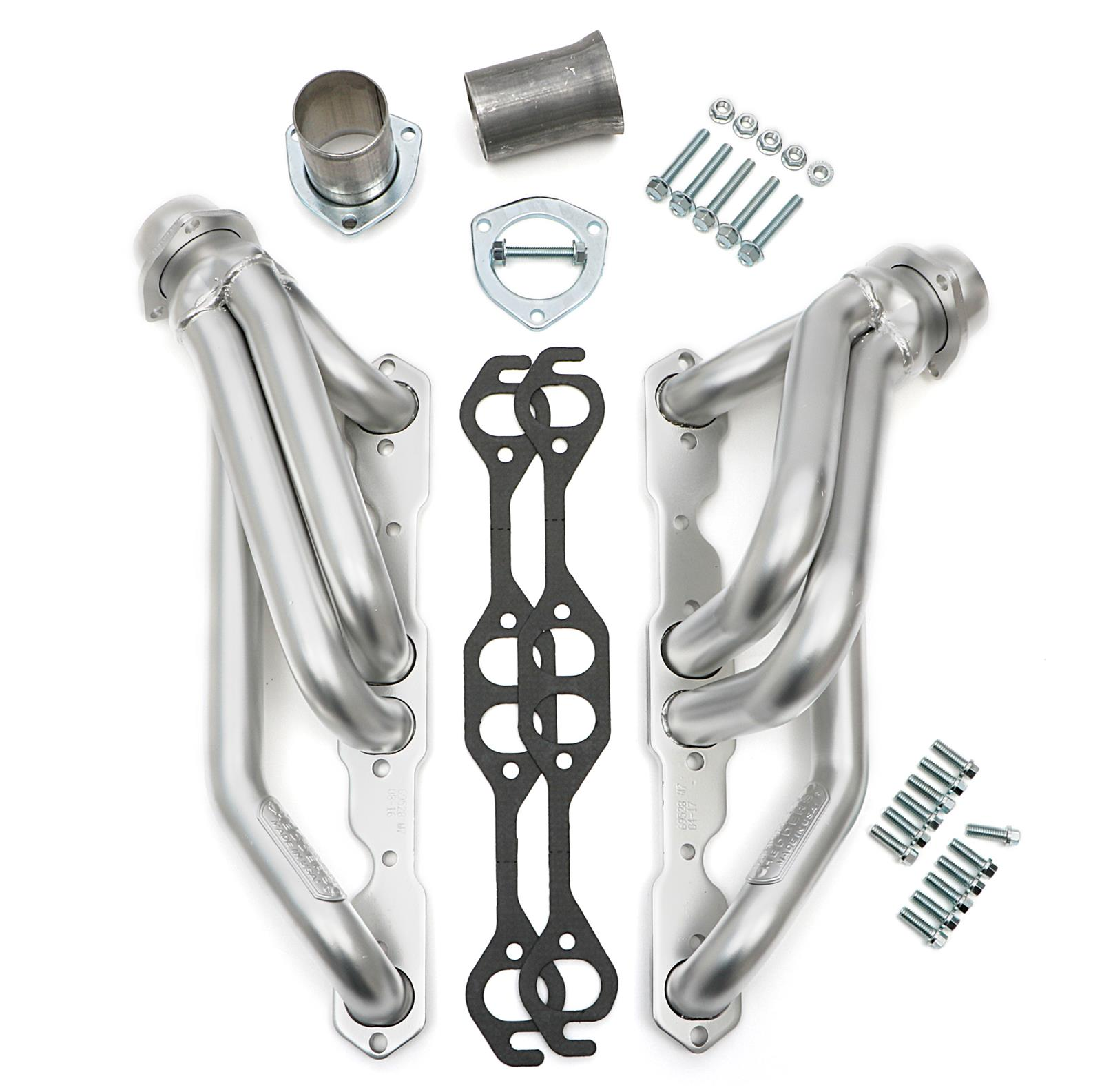Hedman 69526 Coated Header For Select Chevy S10 Trucks