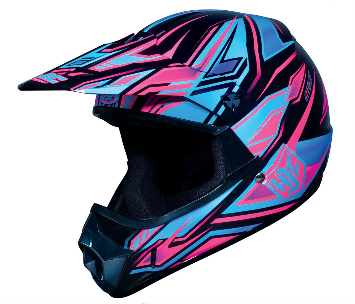 Summit Racing Helmets >> HJC CL-XY Helmets 278-984 - Free Shipping on Orders Over $99 at Summit Racing