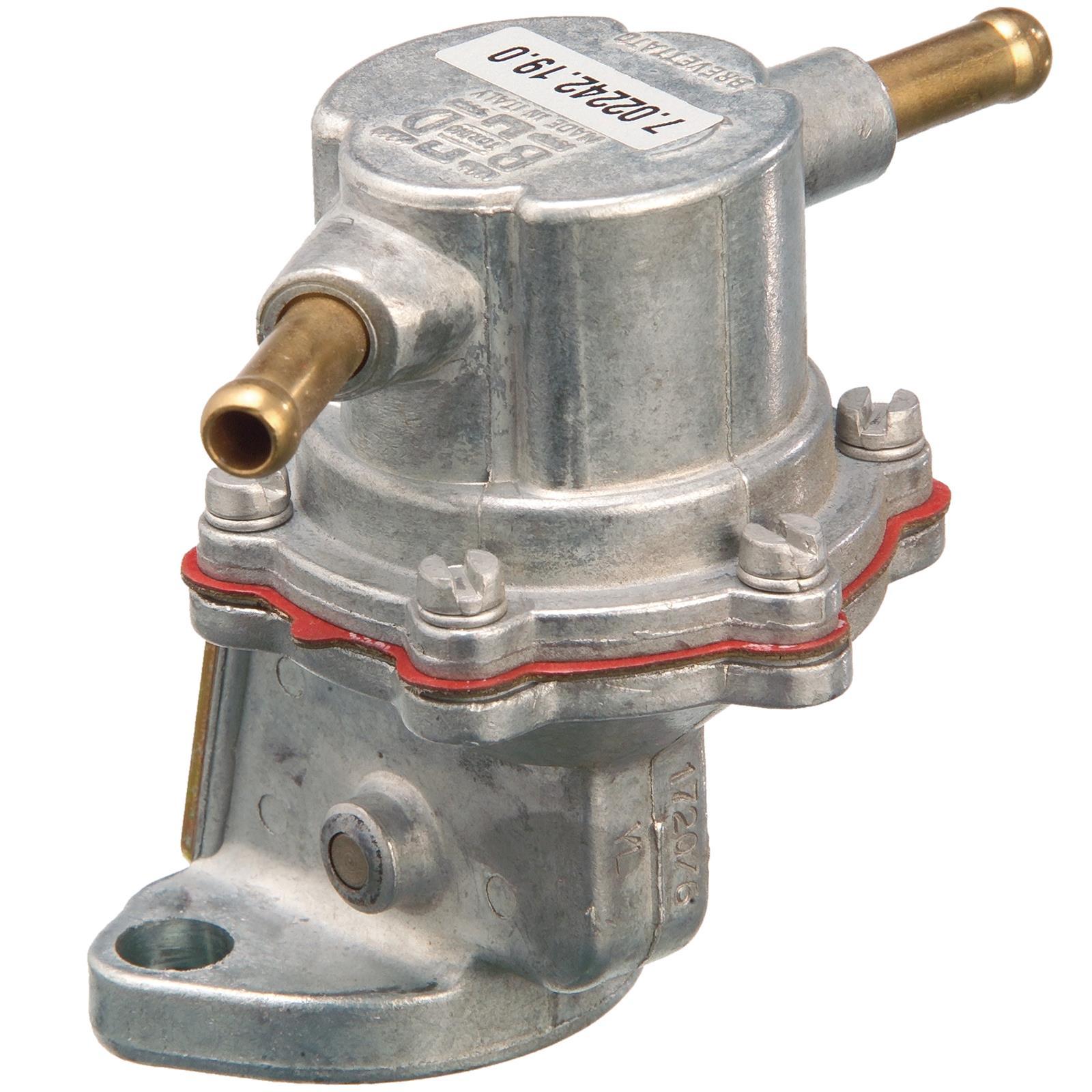 Mechanical Fuel Pump 7.02242.25.0 HELLA Automotive Performance ...