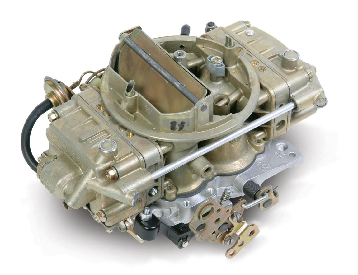 Holley 4165 Carburetors 0 6210 Free Shipping On Orders Over 49 At Gm 700r4 Vacuum Diagram Summit Racing