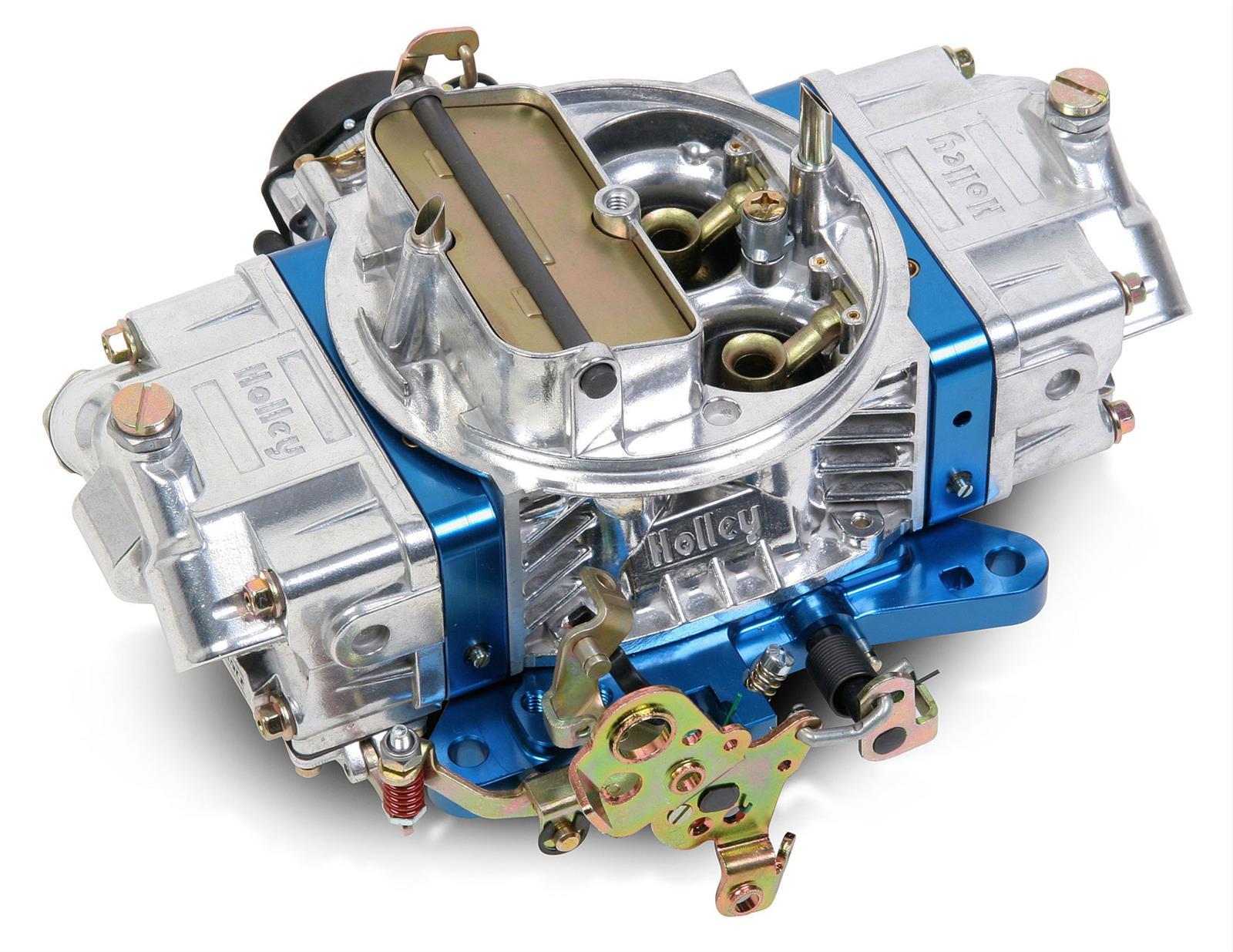 Holley Ultra Double Pumper Carburetors 0-76750BL