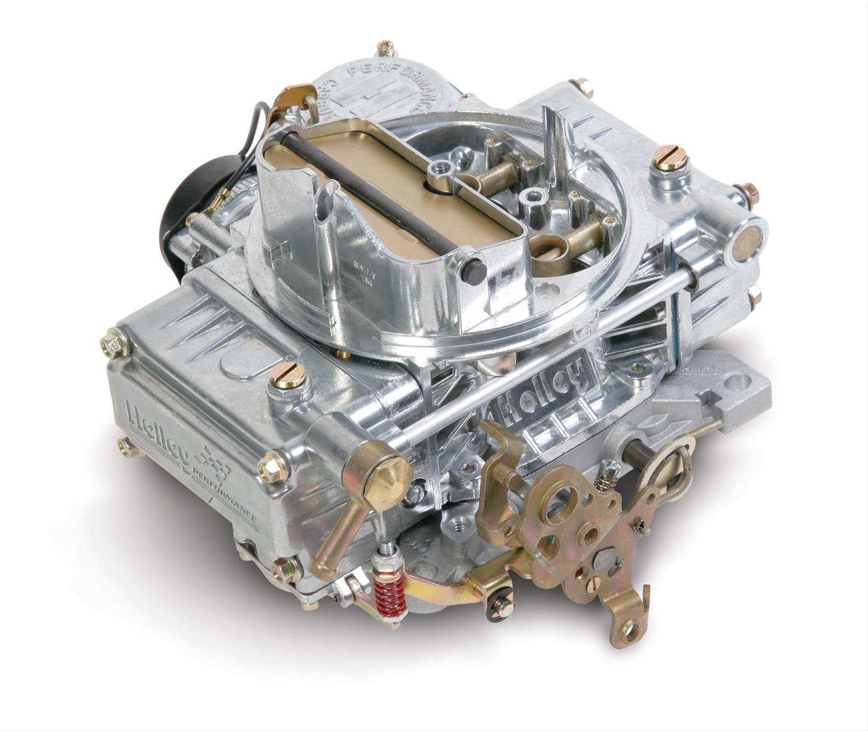Holley 4160 Aluminum Street Carburetors 0-80457SA