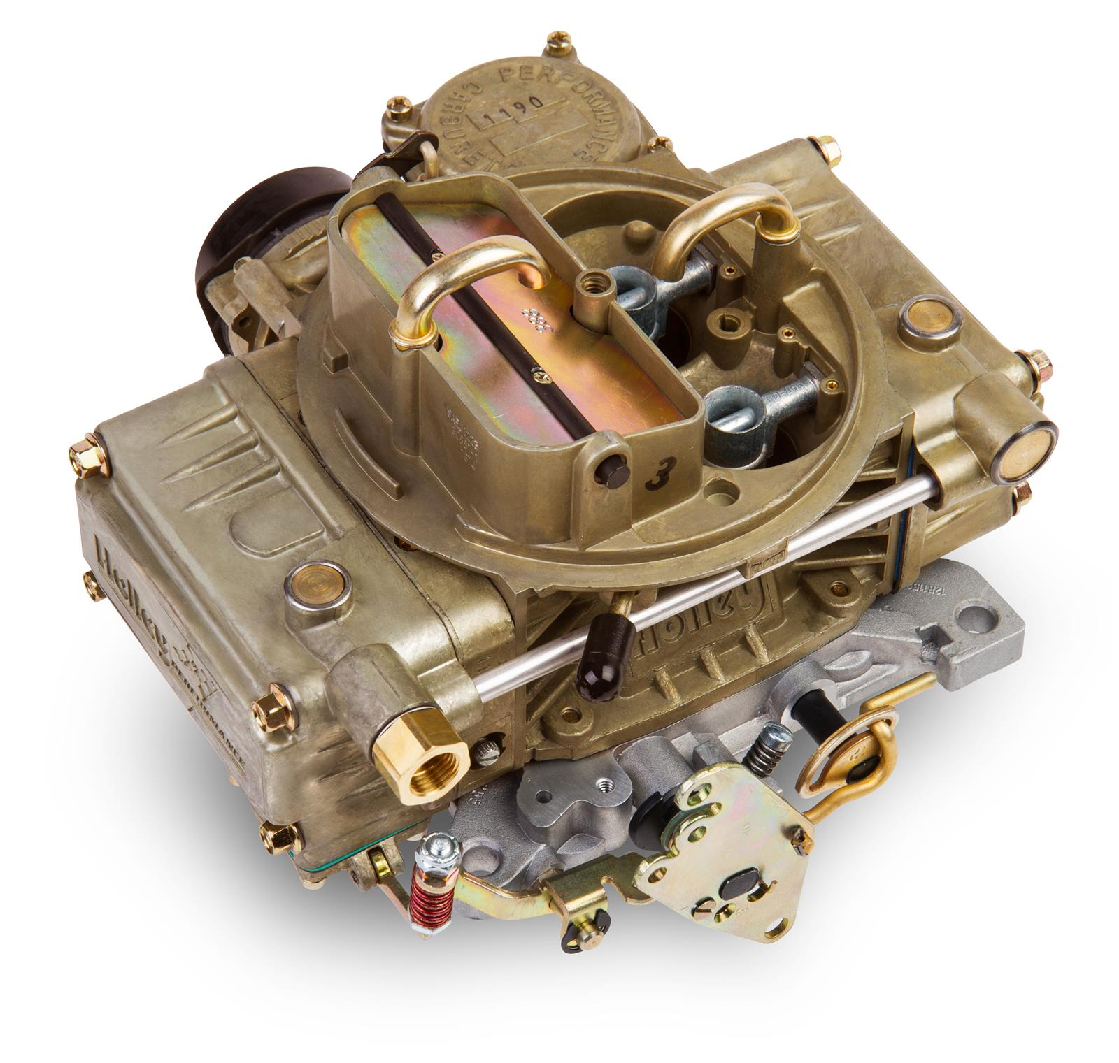 Holley 4160 Marine Carburetors 0-80551 - Free Shipping on Orders ...