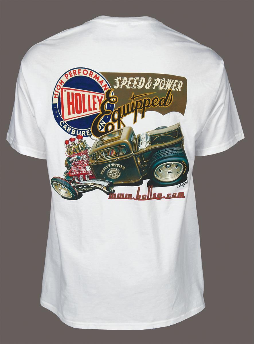 Holley 10010-XXXLHOL Holley Retro Double Pumper T-Shirt
